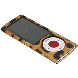 Apple iPod Nano 5 Leopard Design Case